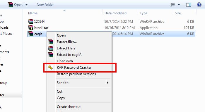 PDF Password Cracker - Windows Explorer Integration